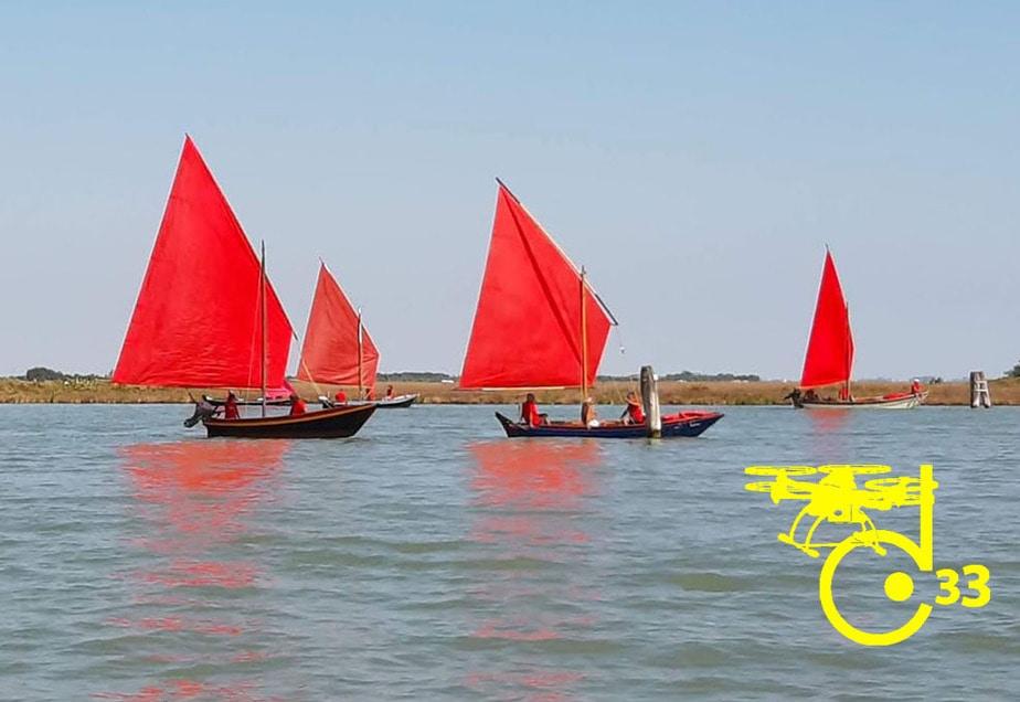 red regatta - Burano