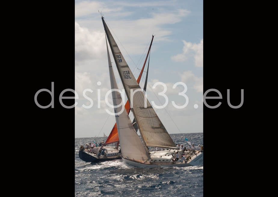 design33 for sailing race